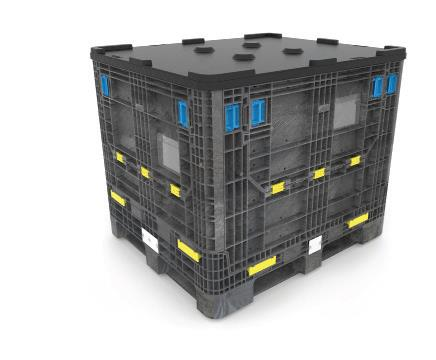 AIC 1200x1000 HD Collapsible