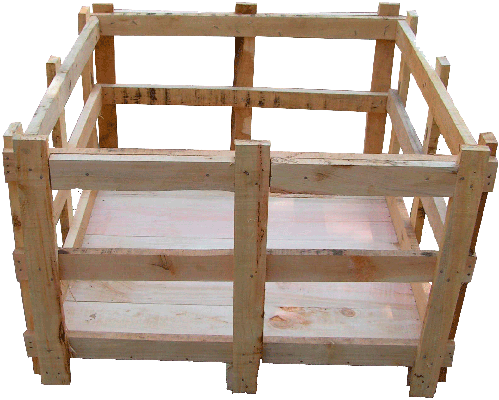 Wooden-Crate